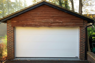 Sectional Garage Door Chislehurst