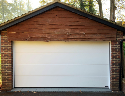 Sectional Garage Door – Chislehurst