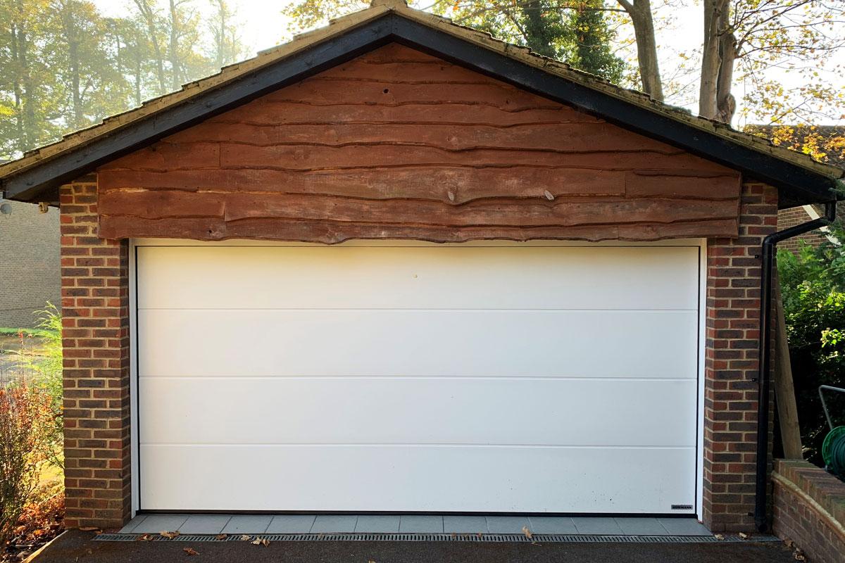 Sectional Garage Door Chislehurst