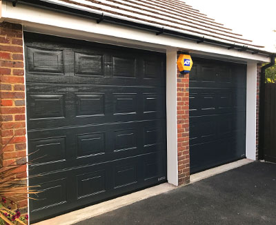 Sectional Garage Doors Orpington