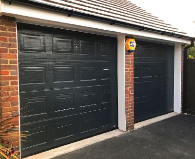 Sectional Garage Doors Orpington