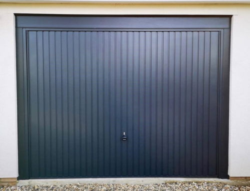 Up and Over Garage Door – Bromley