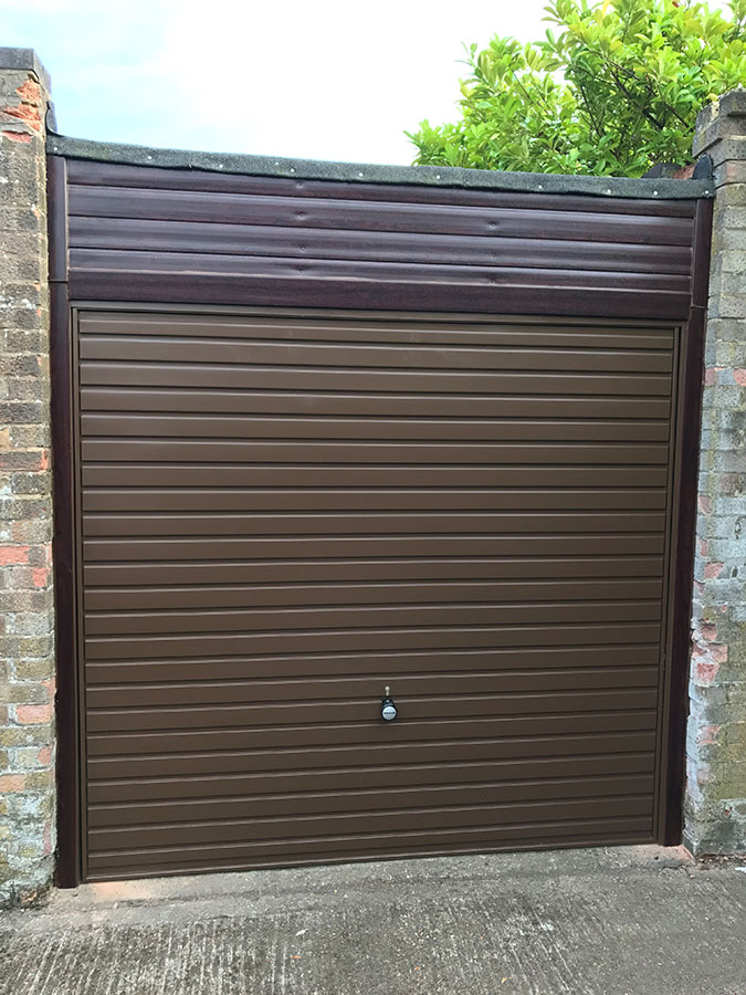 Up and Over Garage Door Orpington
