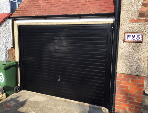 Up and Over Garage Door – Orpington