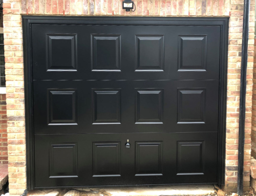 Up and Over Garage Door – Petts Wood