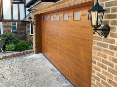 Sectional Garage Door Orpington