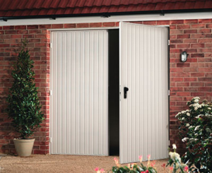 Side Hinged Garage Doors Orpington