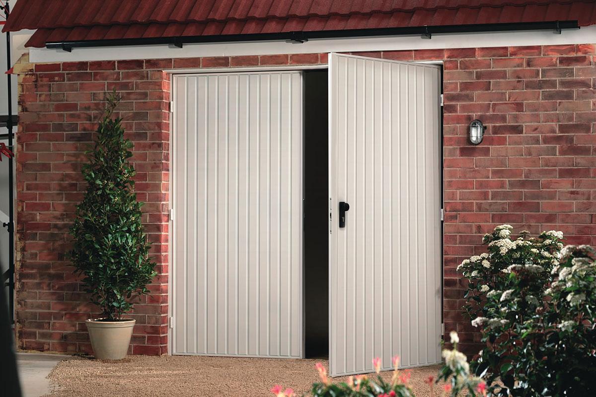 Side Hinged Garage Doors Orpington